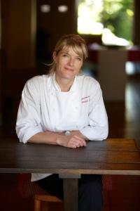 Chef Margot Janse at The Tasting Room